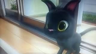 Грустные моменты из мультфильма жил-был кот 2 часть