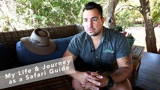 My life & journey as a Safari Guide
