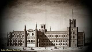 """Caesar's Service"" (John Amner): Ely Cathedral 1958 (Michael Howard)"