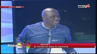 Sport (la violence dans les navetane...) - Petit Déj du 17 janv. 2020