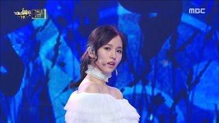 2016 MBC 가요대제전 - 겨울 눈꽃 요정 같은 소녀들♥ 트와이스의 TT 20161231