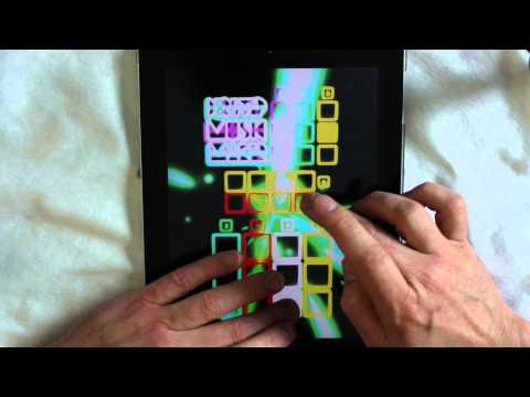 iPad iPhone Music App: Dubstep Music Maker
