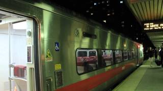 MNCR Harlem: In Service New Haven M8 Train at White Plains RR
