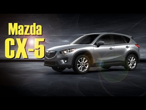 2015 Mazda CX-5 Test Drive and Review