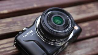 Panasonic GF3 Hands-on Review