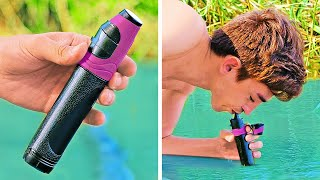 Clever Camping Hacks F๐r Any Life Occasion || Incredible Camping Gadgets And Inventions