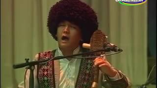 Саламат Аяпов  Фолклор Симфозиомнын концертинде