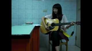離開的時候--Alin(guitar cover)