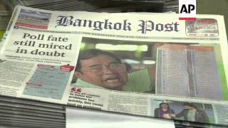 Newspaper editor reax, voxpops, a day after disruptions mar elections