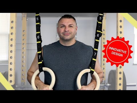Gymnastic Rings by Double Circle