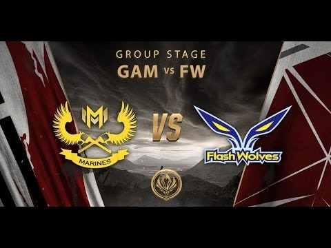 Highlight GAM vs FW - MSI 2017 [12-05-2017]