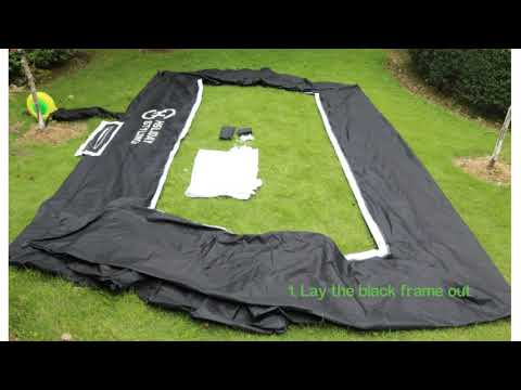 Inflatable Movie Screen By Holiday Styling