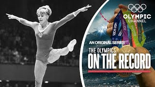 The Story of Larissa Latynina, the Most Successful Olympic Gymnast | The Olympics On The Record thumbnail