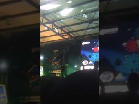 Amir AF Megastar - Perfect by Ed Sheeran (cover) live at UUM