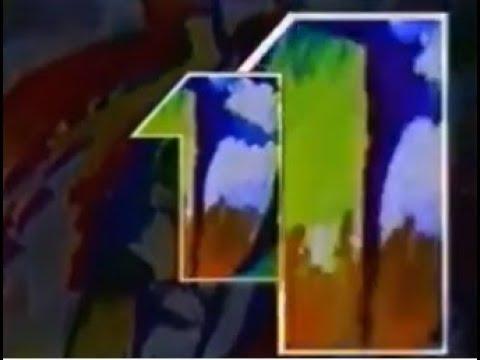 Comerciales y programación Canal Once México, diciembre de 1995