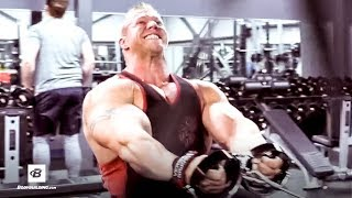 Super Heavyweight Mass Building Back Workout   Brandon Beckrich