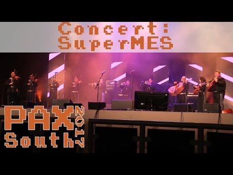 PAX South 2017 Concert - SuperMES