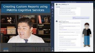 PMOtto.منظمة العفو الدولية | إنشاء تقارير مخصصة باستخدام PMOtto المعرفية الخدمات
