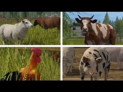 Как бистро ы лихко  купить животных в Farming Simulator 2017