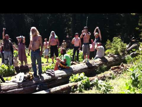 2011 Washington Rainbow Gathering of Living Light