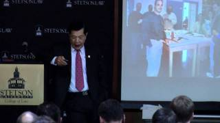 Dr. Henry Lee Lecture Part 1
