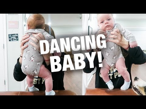 Download Youtube: Dancing Baby & Mom!