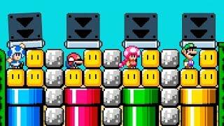 ELIGE LA TUBERIA CORRECTA   Super Mario Maker 2 Multijugador