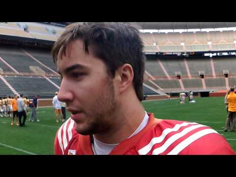 #VolReport: Justin Worley Media Session (3/14/14)