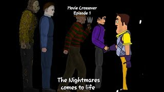 """Movie Crossover DC2 Episode 1  """"The Nightmares comes to life"""""""