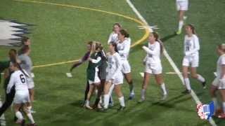 2015 Ohio Girls Soccer Playoffs Hathaway Brown vs Lake Catholic