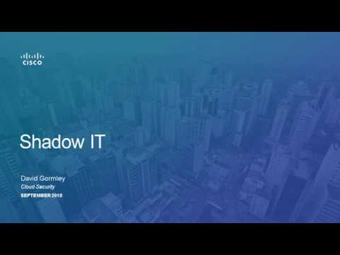 Managing Shadow IT