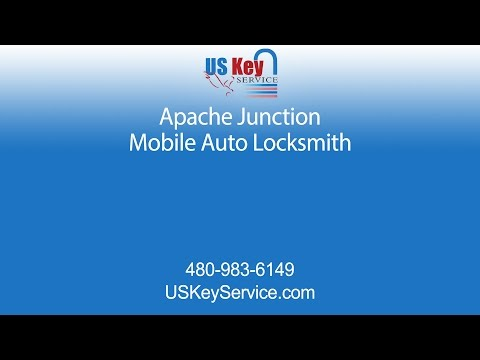 Apache Junction Locksmith-US密钥服务