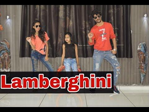 Lamberghini//The Doorbeen Feat Ragini// Dance Video