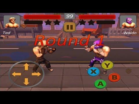 Download 【 iPhone 】 Kung Fu Ninja: Street Fighting 【 iOS 】