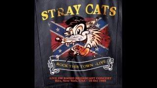 Stray Cats - Slip, Slip, Slippin' In - Live!