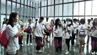 九龍三育中學2014-2015年度佛山交流團