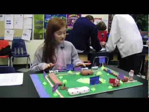 Classroom innovation spotlight: Arch H. McCulloch Intermediate School