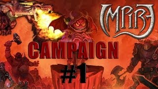 Impire Campaign - Part 1 - Meet Baal-Abbadon