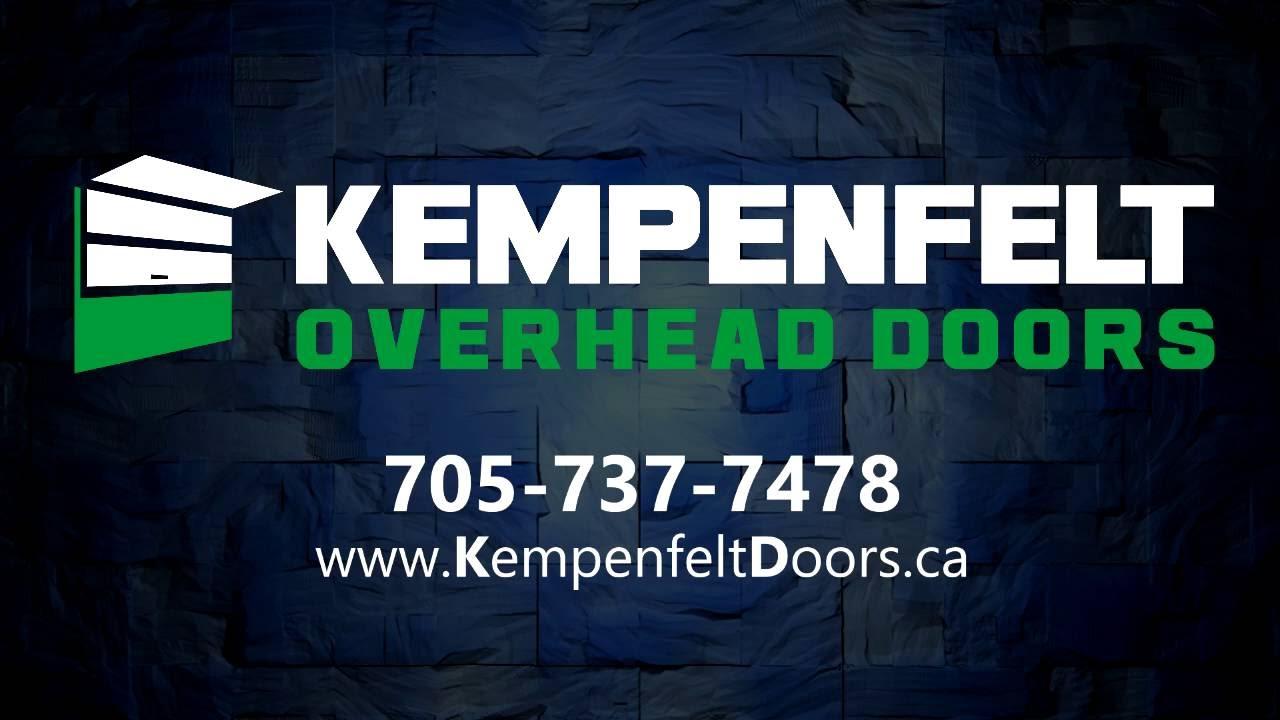 Kempenfelt Overhead Doors Let Us Take Care of Your Garage Door Repair Needs in Barrie ON  sc 1 st  YouTube & Kempenfelt Overhead Doors: Let Us Take Care of Your Garage Door ...