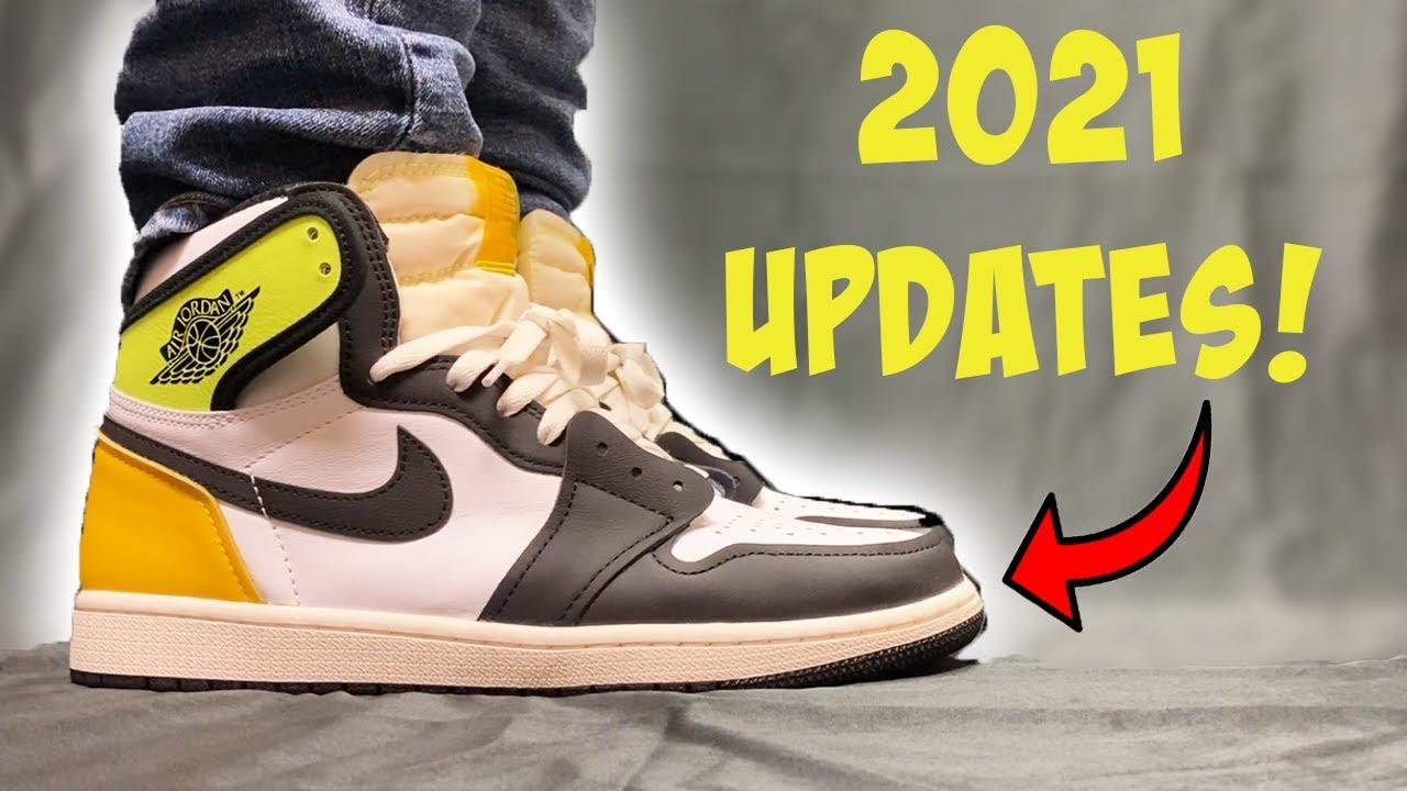 jordan 1 zoom comfort psg on feet and 5