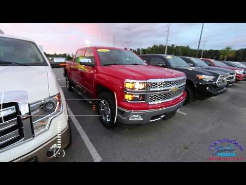 Night Review - 2014 Chevrolet Silverado LTZ - Specs, Options and Condition - June 2017