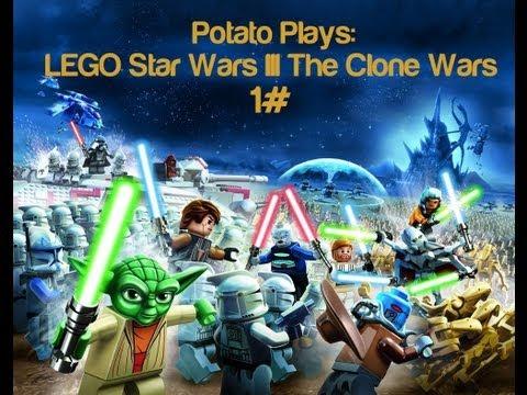 LEGO Star Wars III The Clone Wars (part 1) |