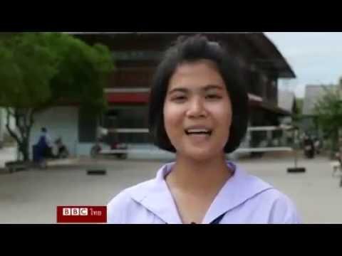 โรงเรียนวัดกำพร้า : ห้องเรียนร่วมไทย-เมียนมา - บีบีซีไทย