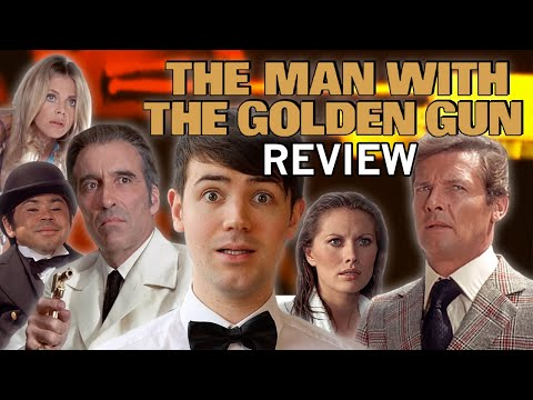 The Man With The Golden Gun   In-depth Movie Review
