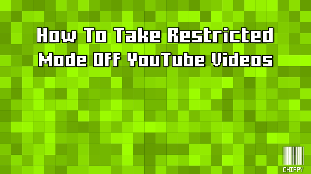 how to make it so your video dont get restricted