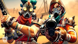 FALLOUT MOVIE?! *APOCALYPSE SKINS* - Un cortometraje de Fortnite