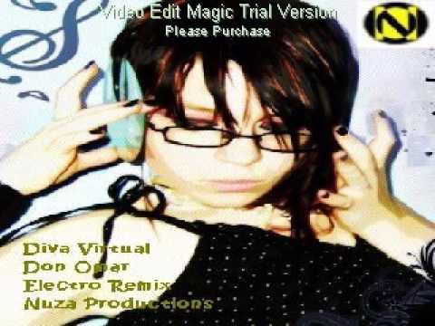 Nuza productions diva virtual don omar electro remix youtube - Don omar virtual diva ...