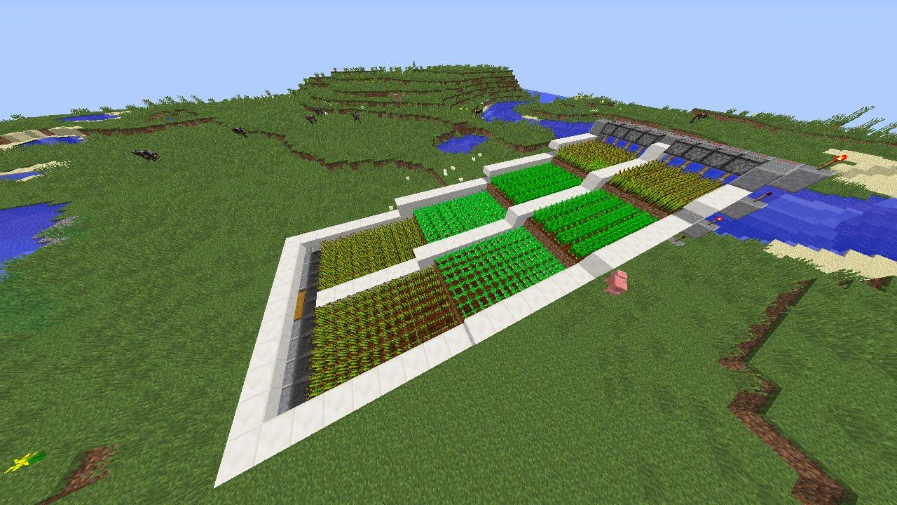 Tutoriales Cultivo De Trigo El Oficial Minecraft Wiki Se puede obtener matando zombis (con muy pocas posibilidades)o en las aldeas. tutoriales cultivo de trigo el