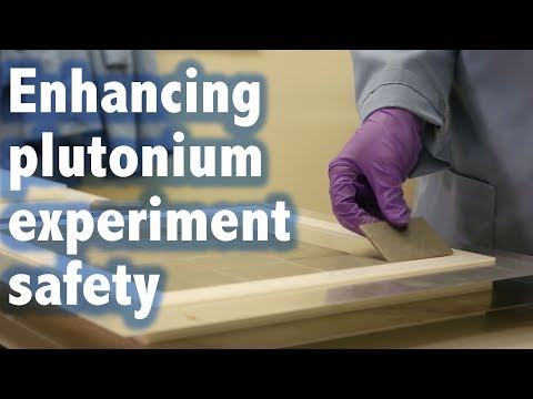 How we conduct plutonium experiments to enhance nuclear safety
