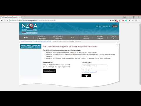 How to fill in your IQA application
